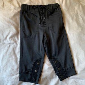 Adidas x Jeremy Scott Pants Small Cropped Capri